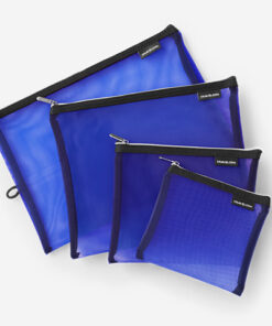 Travelon Set of 4 Mesh Travel Pouches