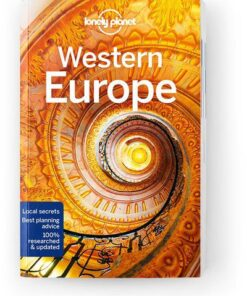 Western Europe, Edition - 14 by Lonely Planet