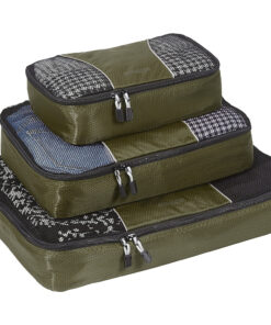 eBags Classic Packing Cubes - 3pc Set Sage Green (Limited Edition) - eBags Travel Organizers