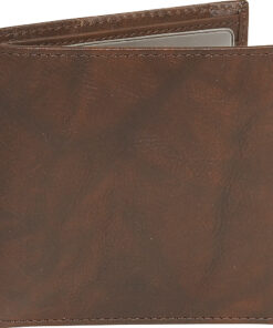 Buxton Dakota Cardex Tan - Buxton Men's Wallets