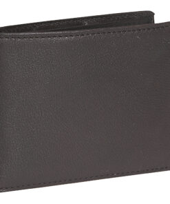 Buxton EveryDay Value Ridgewood Black - Buxton Men's Wallets