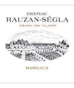 Chateau Rauzan-Segla 2015 - Bordeaux Blends Red Wine