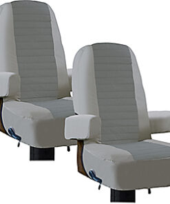 Classic Accessories OverDrive RV Captain-Seat Cover 2-Pack - wash