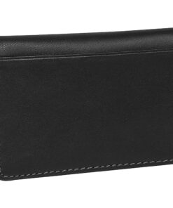 Dopp Regatta 88 Series Deluxe Card Case Black - Dopp Business Accessories
