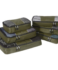 eBags Classic Packing Cubes - 6pc Value Set Sage Green (Limited Edition) - eBags Travel Organizers