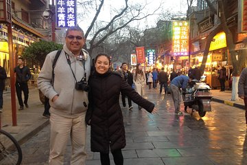 3 Hours Gourmet Walking Tour in Xian