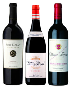 90 Point Red Wine Gift Set - Wine Collection Gift