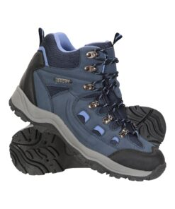 Adventurer Womens Waterproof Boots - Navy