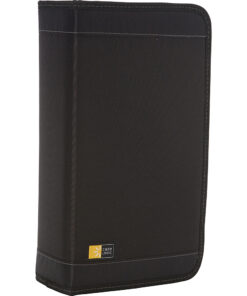 Case Logic 100 Capacity CD Wallet Black - Case Logic Electronic Cases