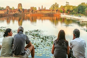 Explore Angkor Wat Full Day-Small Group