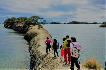 Secret Hiking Tour in Matsushima's Sacred Places with the Local Guide