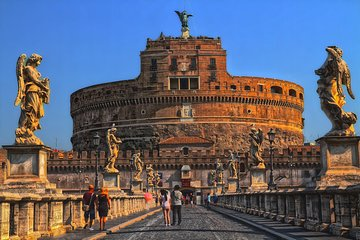Small group tour of Castel Sant'Angelo-skip the line access