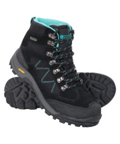 Storm Womens Waterproof Boots - Black