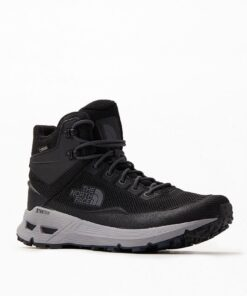 The North Face Mens Safien Mid GTX Hiking Boots - Black size 9