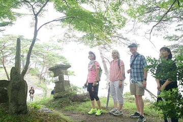 Welcome to Unknown Matsushima! Secret Waking Tour in Matsushima's Sacred Places