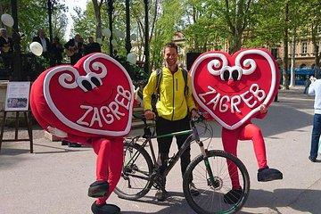 Zagreb on 2 Wheels