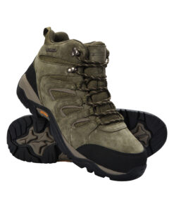 Aspect IsoGrip Mens Waterproof Boots - Green