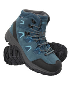 Astronomy Womens Waterproof Mid Boots - Blue