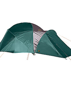 Cabela's Alaskan Guide Model Geodesic Tent with Fiberglass Poles 4-Person - Green