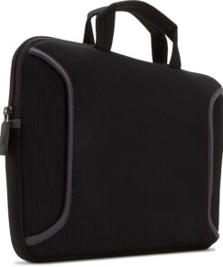 "Case Logic 12.1"" Laptop Sleeve Black - Case Logic Electronic Cases"