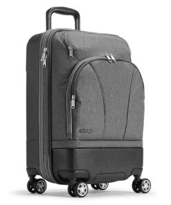 "eBags Mother Lode Carry-On Spinner 22"" Heathered Graphite - eBags Hardside Carry-On"