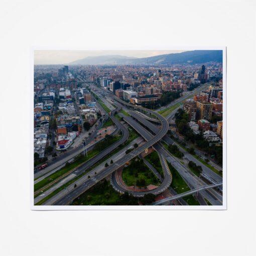 Bogota Lockdown
