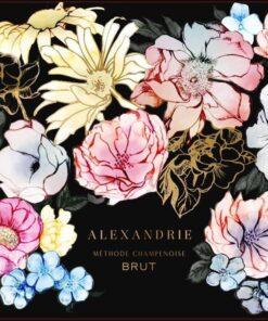 Alexandrie Cellars Brut Sparkling Wine - Champagne & Sparkling