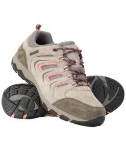 Aspect Womens Waterproof IsoGrip Shoes - Beige