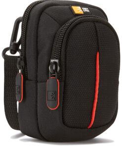 Case Logic Compact Camera Case with Storage Black - Case Logic Camera Accessories
