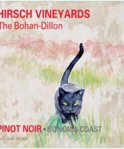 Hirsch 2017 Bohan Dillon Pinot Noir - Red Wine