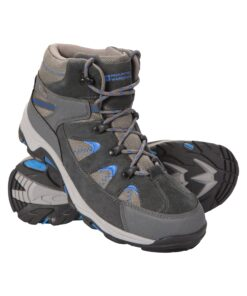 Rapid Mens Waterproof Boots - Grey