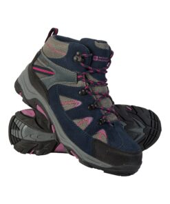 Rapid Womens Waterproof Boots - Pink