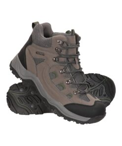 Adventurer Mens Waterproof Boots - Green