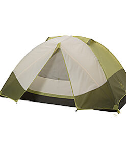 Ascend Red Lodge 2-Person Backpacking Tent - aluminum