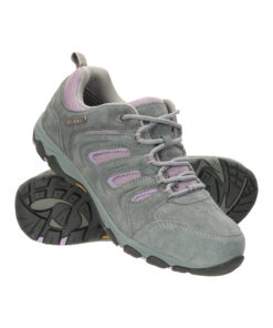 Aspect Womens Waterproof IsoGrip Shoes - Grey