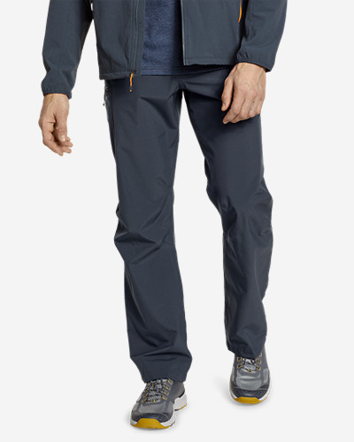 Men's Cloud Cap Stretch Rain Pants