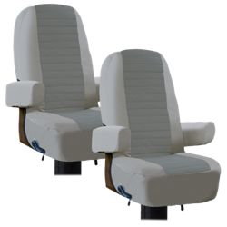 Classic Accessories OverDrive RV Captain-Seat Cover 2-Pack