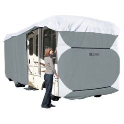 Classic Accessories PolyPRO 3 Deluxe Class A RV Cover - XT Model 8