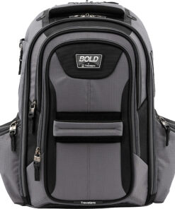 Travelpro Travelpro Bold Computer Backpack Gray/Black - Travelpro Business & Laptop Backpacks