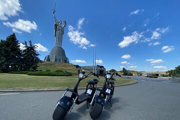 Trip to the Motherland E-Scooter Tour