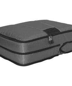 eBags Classic Large Compression Cube Titanium - eBags Travel Organizers