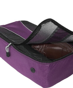 eBags Classic Shoe Bag Eggplant - eBags Travel Organizers