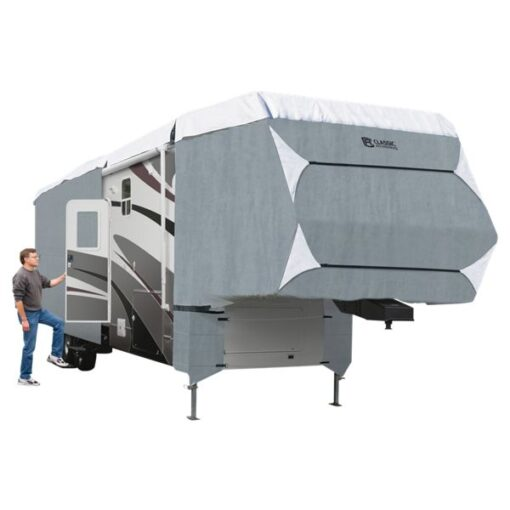 Classic Accessories PolyPro 3 Deluxe 5th Wheel Cover - Model 4T