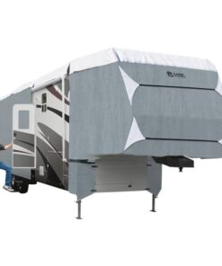Classic Accessories PolyPro 3 Deluxe 5th Wheel Cover - Model 5T