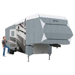 Classic Accessories PolyPro 3 Deluxe 5th Wheel Cover - XT Model 7