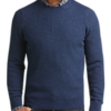 Joseph Abboud Stone Blue Performance Knit Sweater