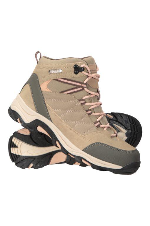 Rapid Womens Waterproof Boots - Beige