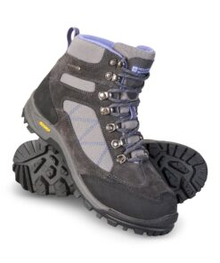 Storm Womens Waterproof IsoGrip Boots - Grey