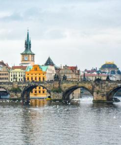 Teach in Czech Republic