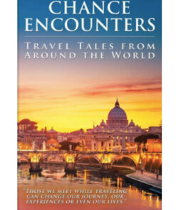 Chance Encounters Travel Book by Janna Graber